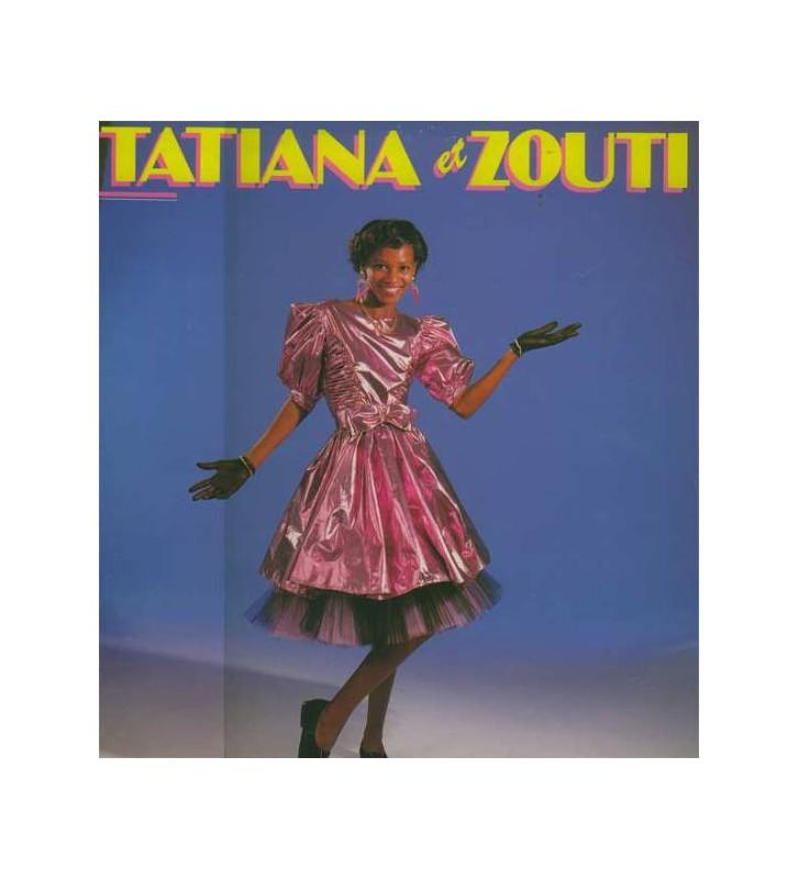Tatiana* Et Zouti - Tatiana Et Zouti (LP, Album) mesvinyles.fr