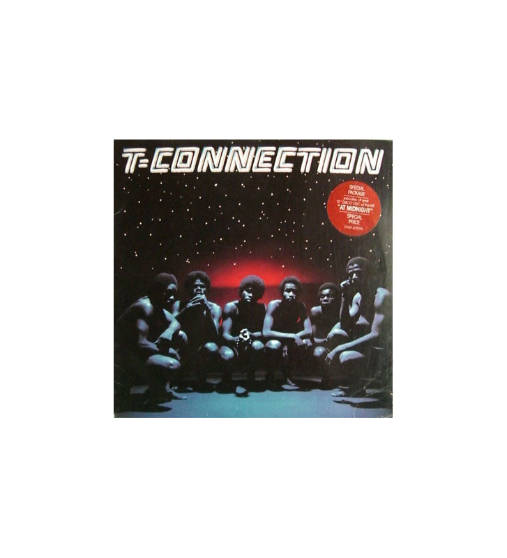 T-Connection - T-Connection (LP, Album) mesvinyles.fr