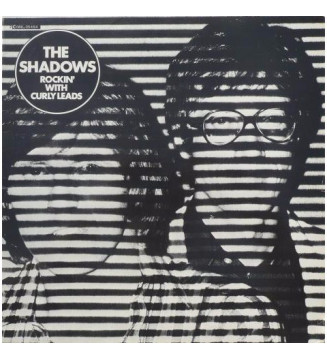 The Shadows - Rockin' With Curly Leads (LP, Album, Gat) mesvinyles.fr