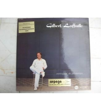 Gilbert Lafaille - nettoyage de printemps (LP)