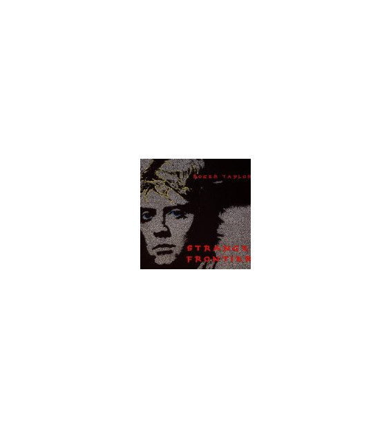 Roger Taylor - Strange Frontier (LP, Album) mesvinyles.fr