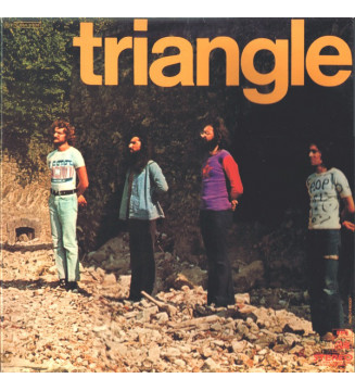 Triangle (3) - Triangle (LP, Album, Gat)