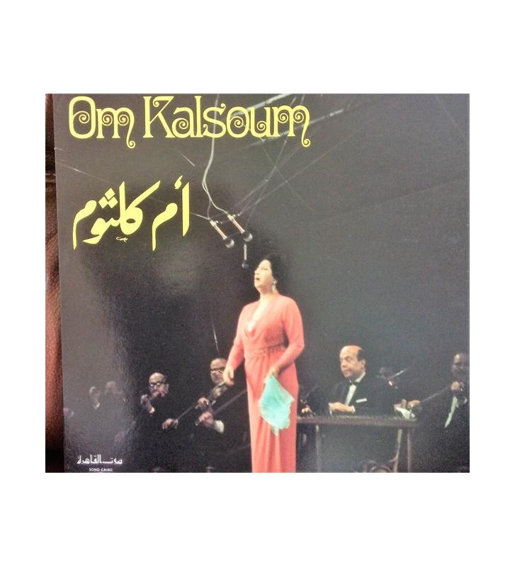 أم كلثوم*  Om Kalsoum* - أم كلثوم  Om Kalsoum (LP, Album) mesvinyles.fr