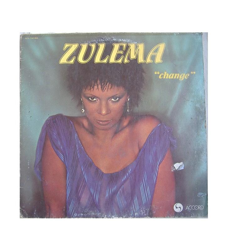 Zulema - Change (LP, Album, Pic) mesvinyles.fr