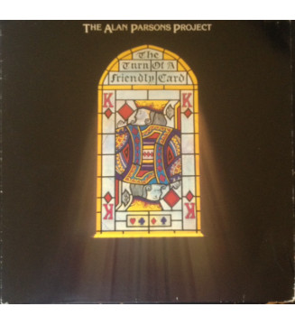 The Alan Parsons Project - The Turn Of A Friendly Card (LP, Album) mesvinyles.fr