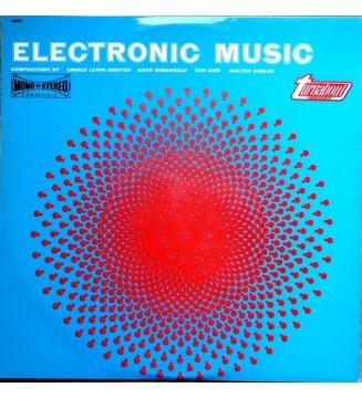 Various - Electronic Music (LP, Album, Mono) mesvinyles.fr
