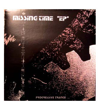 "Missing Time - Strange / Excess End (12"") mesvinyles.fr"