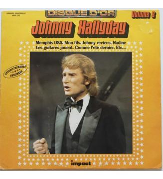 Johnny Hallyday - Volume 8 (LP, Album, Comp)
