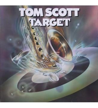 Tom Scott - Target (LP, Album) mesvinyles.fr