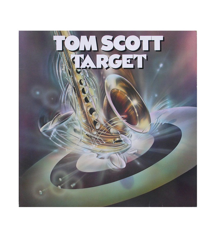 Tom Scott - Target (LP, Album) mesvinyles.fr