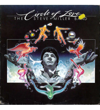 Steve Miller Band - Circle Of Love (LP, Album) mesvinyles.fr