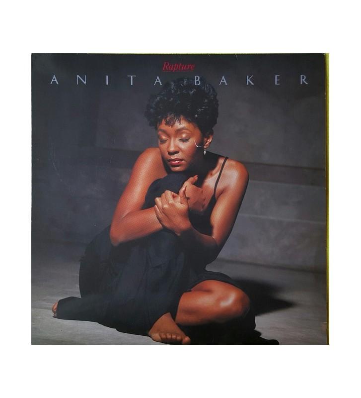 Anita Baker - Rapture (LP, Album) mesvinyles.fr