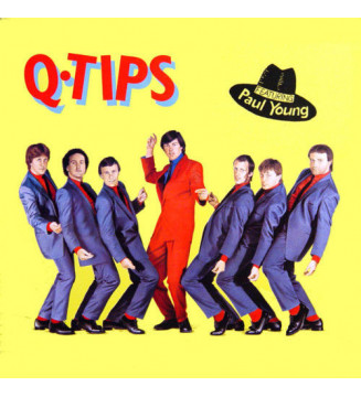Q-Tips* - Q-Tips (LP, Album) mesvinyles.fr
