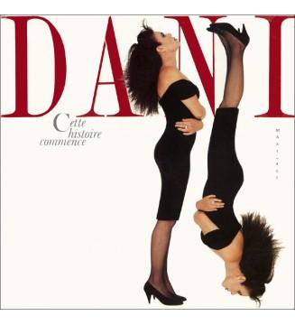 """Dani - Cette Histoire Commence (12"""", Maxi) mesvinyles.fr"""