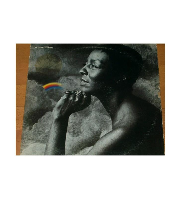 Lorraine Ellison - Lorraine Ellison (LP) mesvinyles.fr