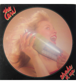 The Cars - Shake It Up (LP, Album) mesvinyles.fr