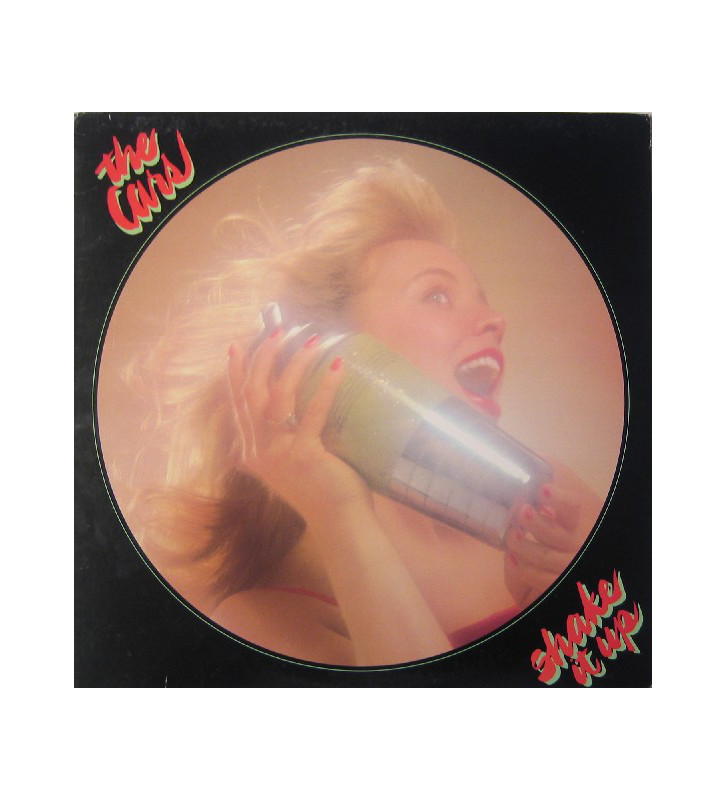 The Cars - Shake It Up (LP, Album) mesvinyles.fr