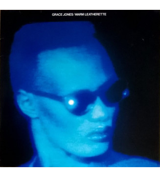 Grace Jones - Warm Leatherette (LP, Album, RE)