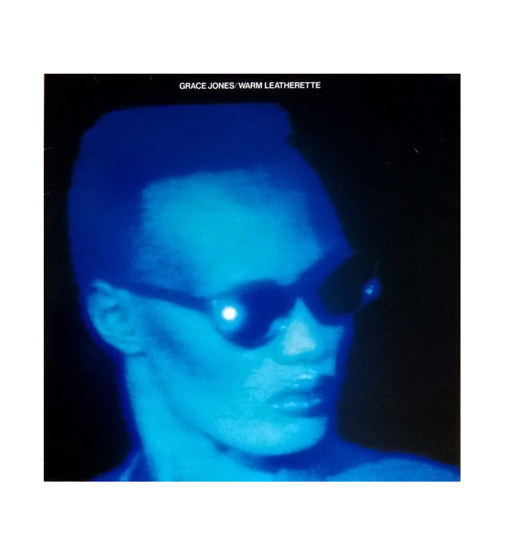 Grace Jones - Warm Leatherette (LP, Album, RE) mesvinyles.fr