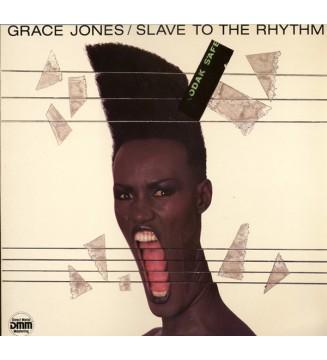 Grace Jones - Slave To The Rhythm (LP, Album) mesvinyles.fr