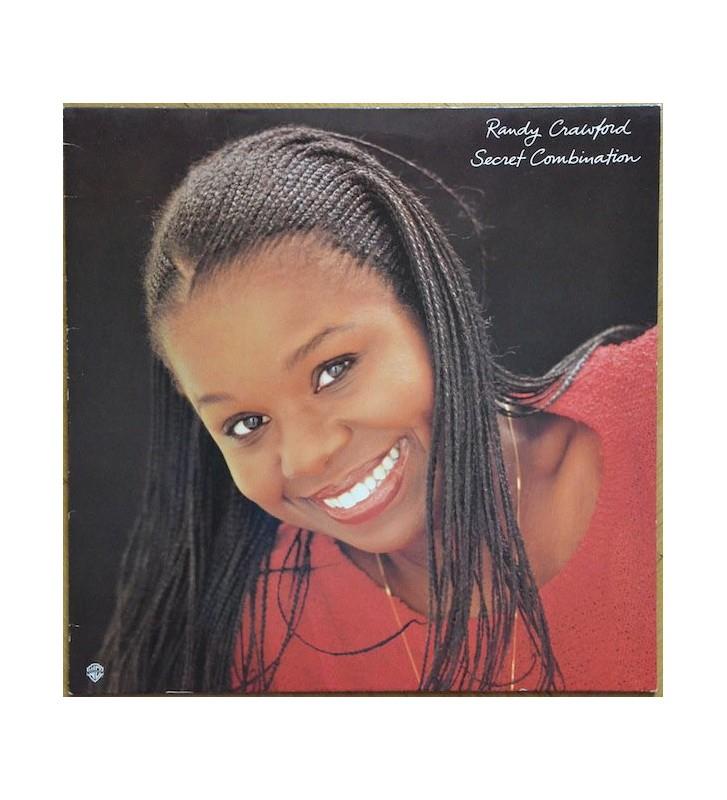 Randy Crawford - Secret Combination (LP, Album) mesvinyles.fr