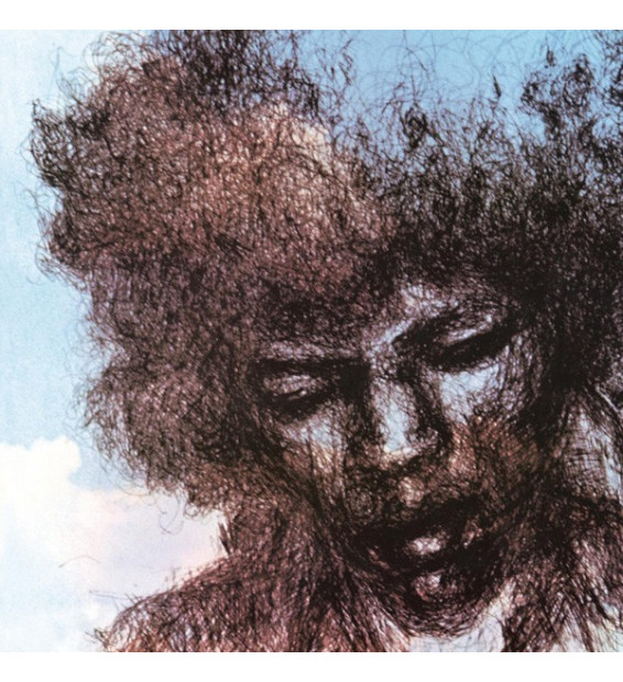 Jimi Hendrix - The Cry Of Love (LP, Album, RE, Gat)