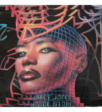 Grace Jones - Inside Story (LP, Album) mesvinyles.fr
