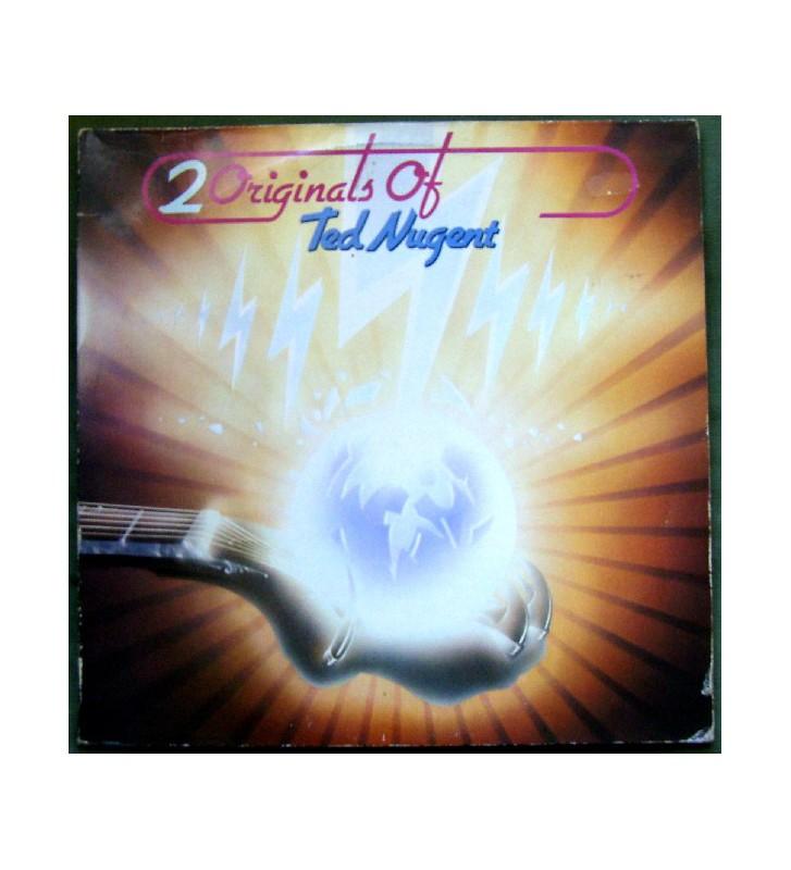Ted Nugent - 2 Originals Of Ted Nugent (2xLP, Album, Comp) mesvinyles.fr