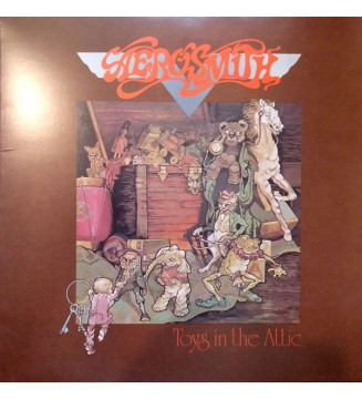 Aerosmith - Toys In The Attic (LP, RE) mesvinyles.fr