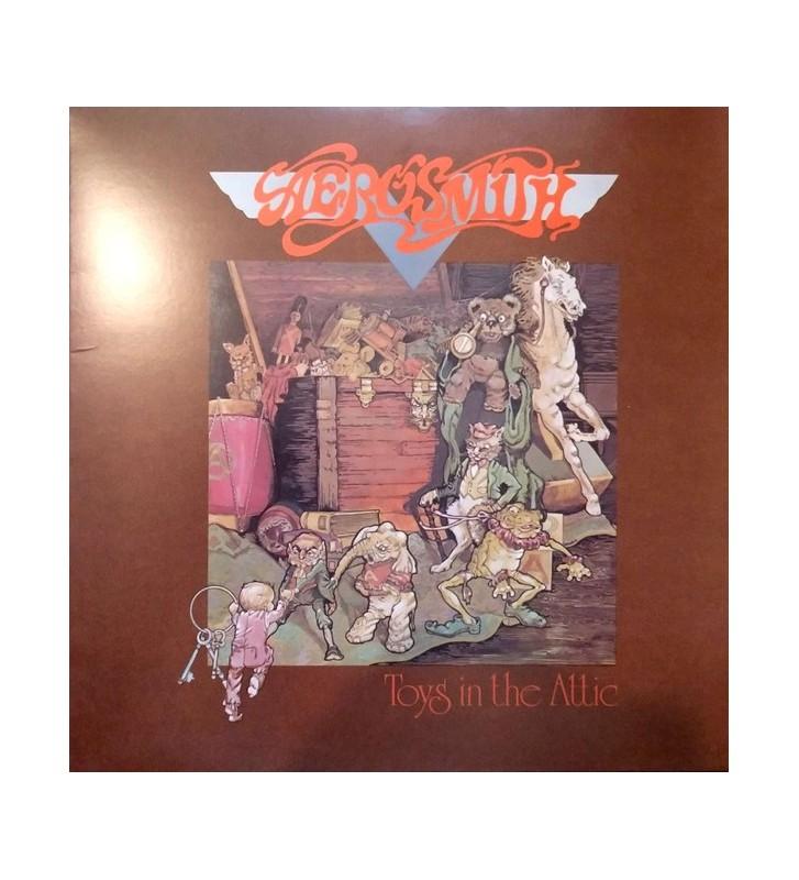 Aerosmith - Toys In The Attic (LP, RE) mesvinyles.fr