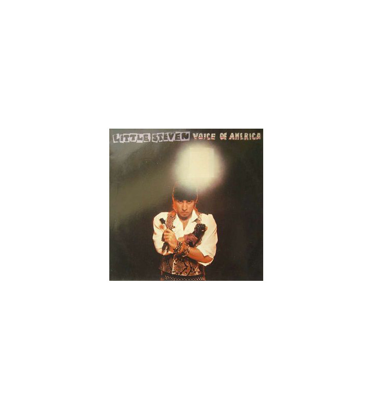 Little Steven - Voice Of America (LP, Album) mesvinyles.fr