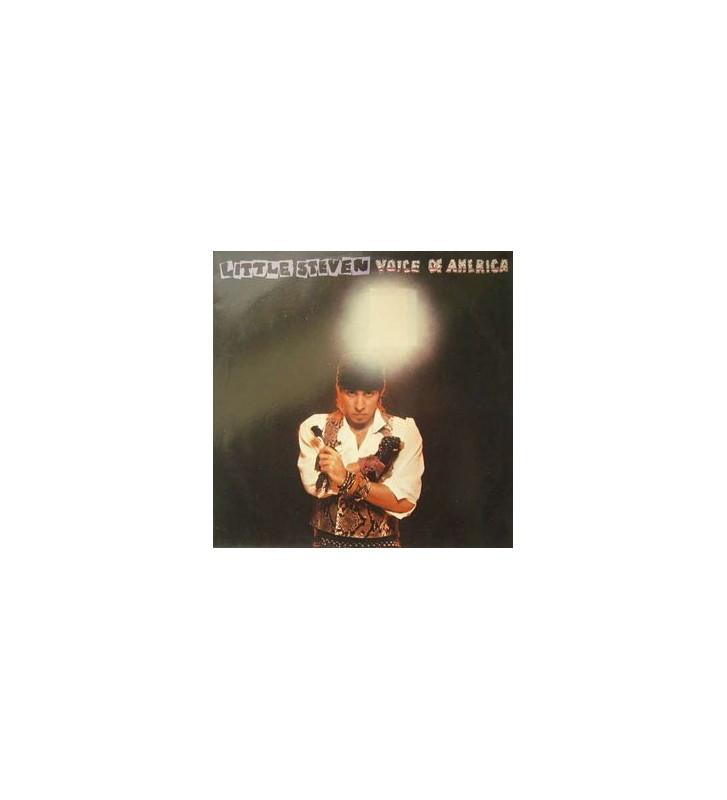 Little Steven - Voice Of America (LP, Album) mesvinyles.fr