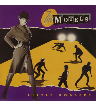 The Motels - Little Robbers (LP, Album)