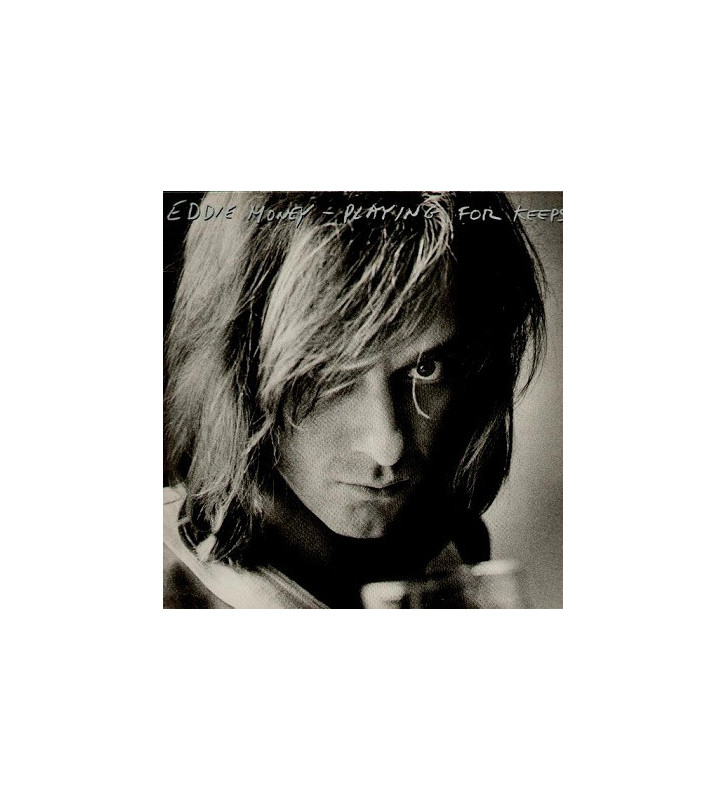 Eddie Money - Playing For Keeps (LP, Album) mesvinyles.fr