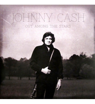 Johnny Cash - Out Among The Stars (LP, Album, Gat) mesvinyles.fr