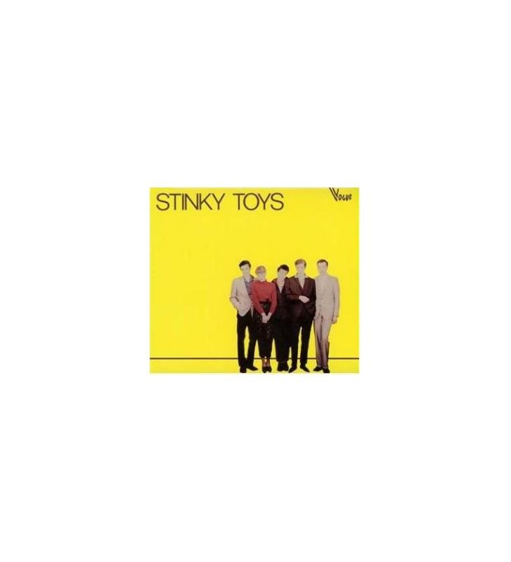 Stinky Toys - Stinky Toys (LP, RE, Yel) mesvinyles.fr