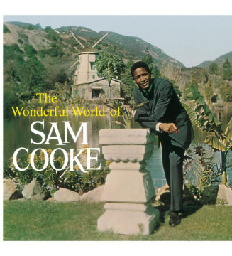 Sam Cooke - The Wonderful World Of Sam Cooke (LP, Album, RE, 180) mesvinyles.fr