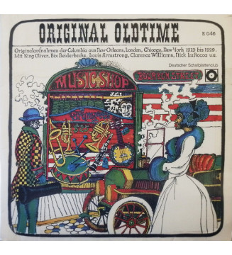 Various - Original Oldtime (LP, Comp, Mono, Club) mesvinyles.fr