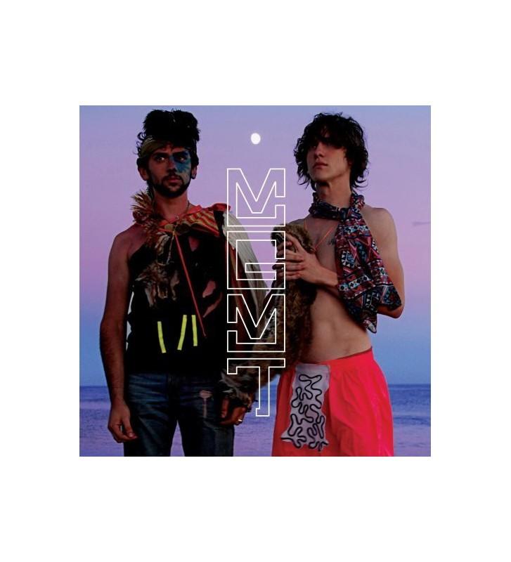 MGMT - Oracular Spectacular (LP, Album, RP) mesvinyles.fr