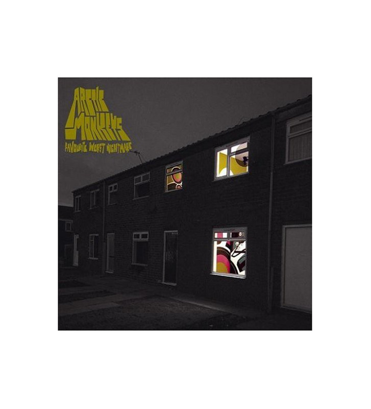 Arctic Monkeys - Favourite Worst Nightmare (LP, Album) mesvinyles.fr