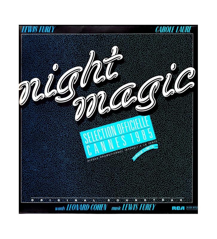 Lewis Furey, Leonard Cohen - Magic Night  (Original Soundtrack) (2xLP, Album, Promo) mesvinyles.fr