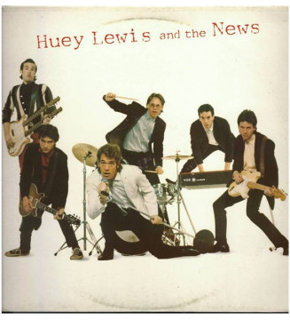 Huey Lewis And The News* - Huey Lewis And The News (LP, Album) mesvinyles.fr