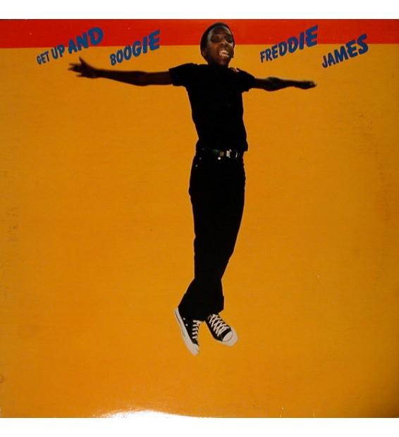 Freddie James - Get Up And Boogie (LP, Album) mesvinyles.fr