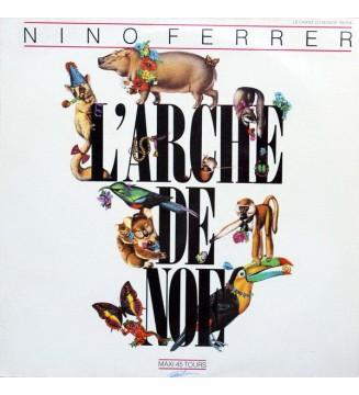"""Nino Ferrer - L' Arche De Noé (12"""", Maxi) mesvinyles.fr"""