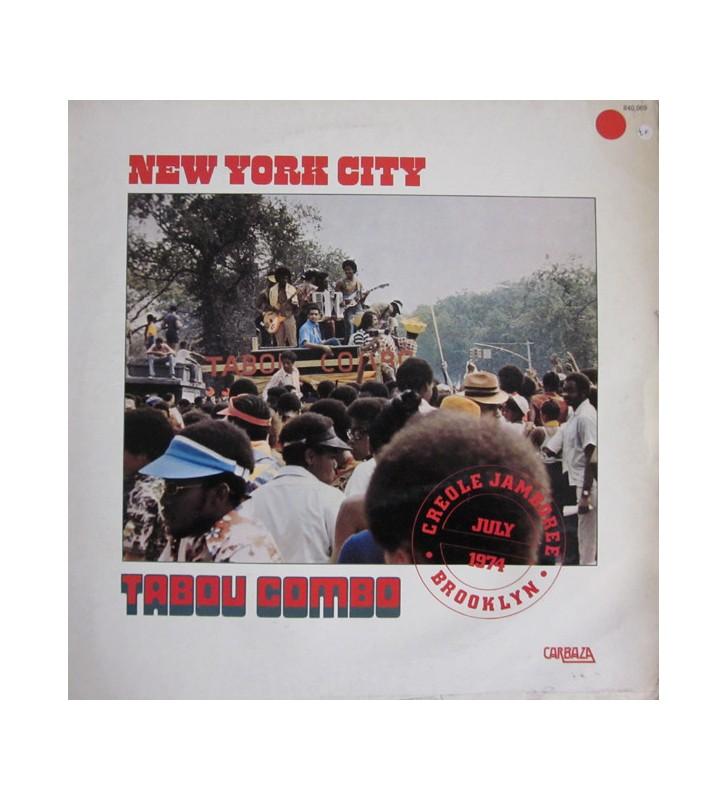 Tabou Combo De Petion-Ville* - New York City (8ème Sacrement) (LP, Album) mesvinyles.fr