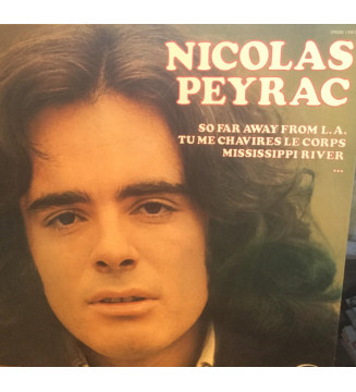 Nicolas Peyrac - So Far Away From L.A., Tu me Chavires le corps, Mississipi River... (LP, Comp) mesvinyles.fr