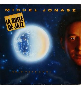 Michel Jonasz - Unis Vers L'Uni (LP, Album) mesvinyles.fr