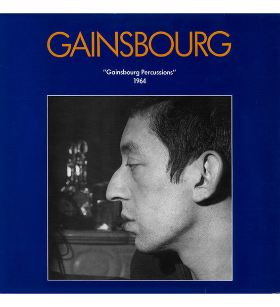 """Gainsbourg* - 1964 """"Gainsbourg Percussions"""" (LP, RE, PG ) mesvinyles.fr"""