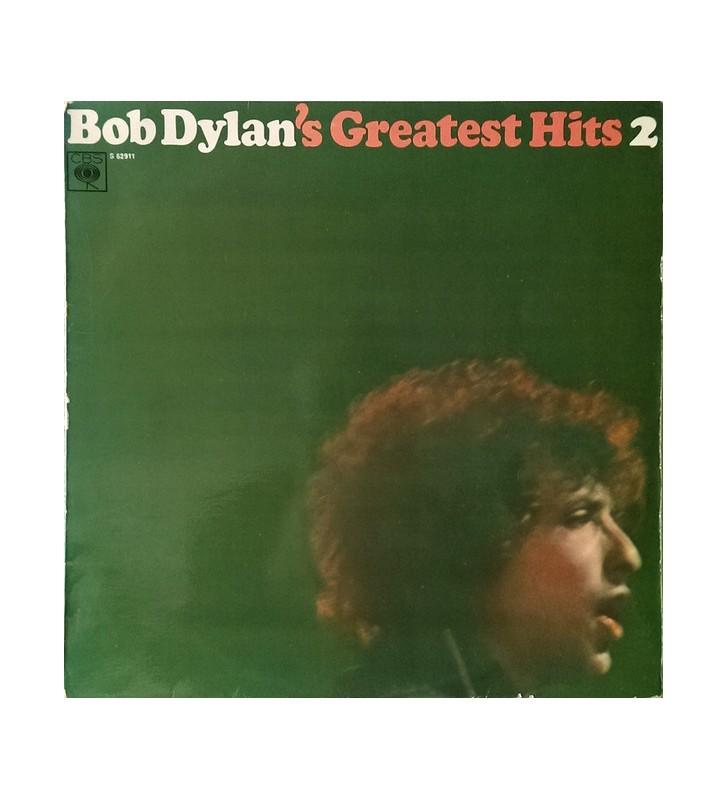 Bob Dylan - Bob Dylan's Greatest Hits 2 (LP, Comp) mesvinyles.fr