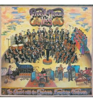 Procol Harum - Live - In Concert With The Edmonton Symphony Orchestra (LP, Album)